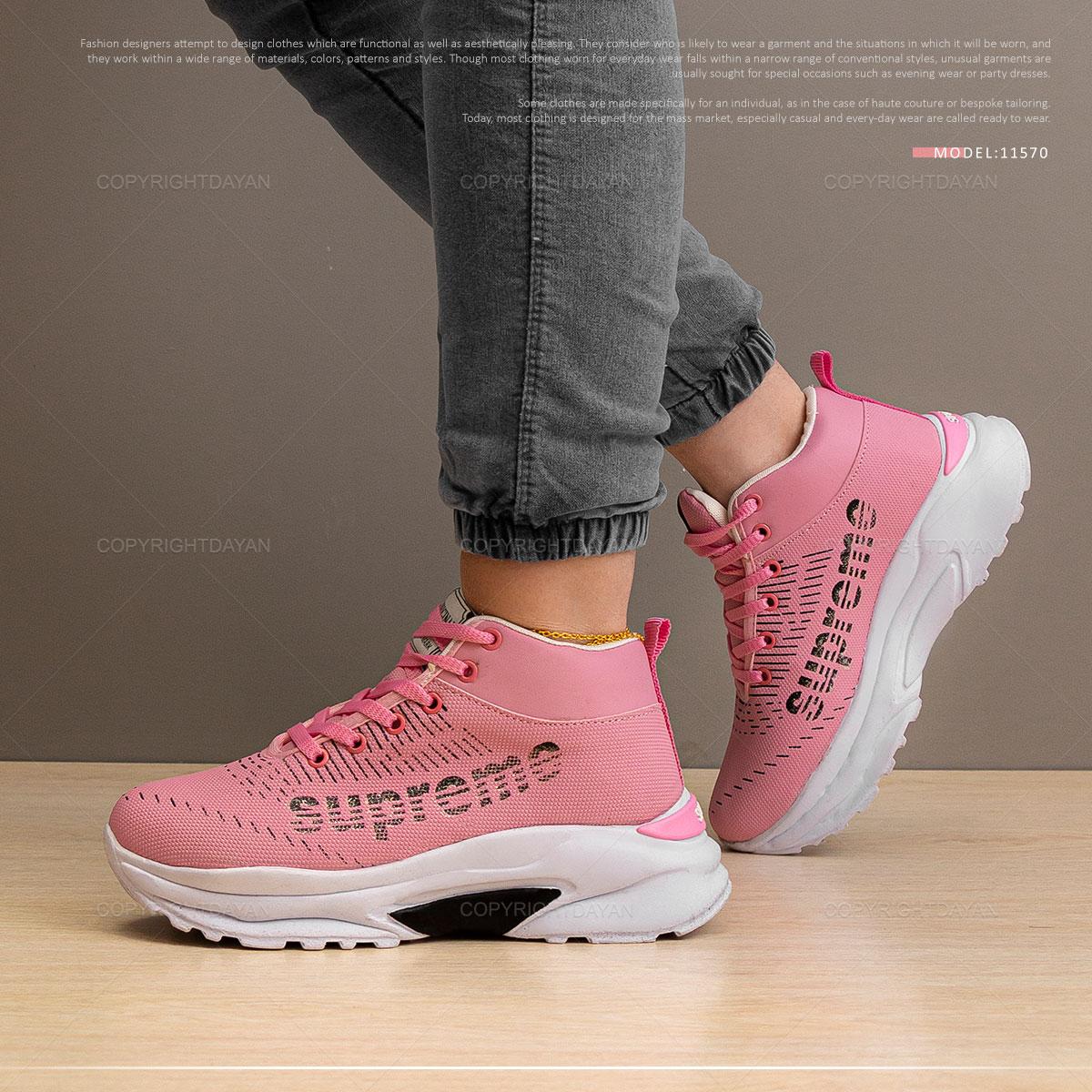 کفش لژ زنانه سوپرمی | Supreme