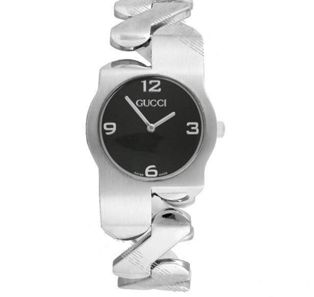 ساعت فشن نقره ای Luxury Gucci