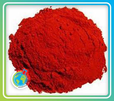 رنگ قرمز آلورارد