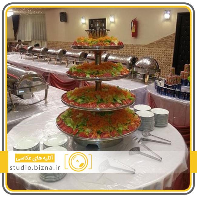 سلف سرویس شام عروسی