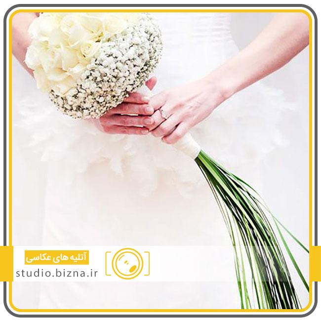 انتخاب نوع گل عروسی