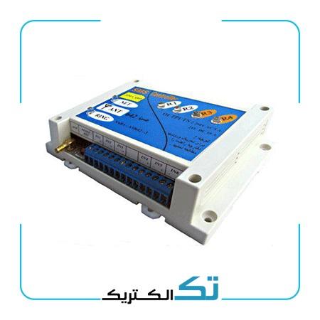 کنترل راه دور با اس ام اس 4 کانال AM642