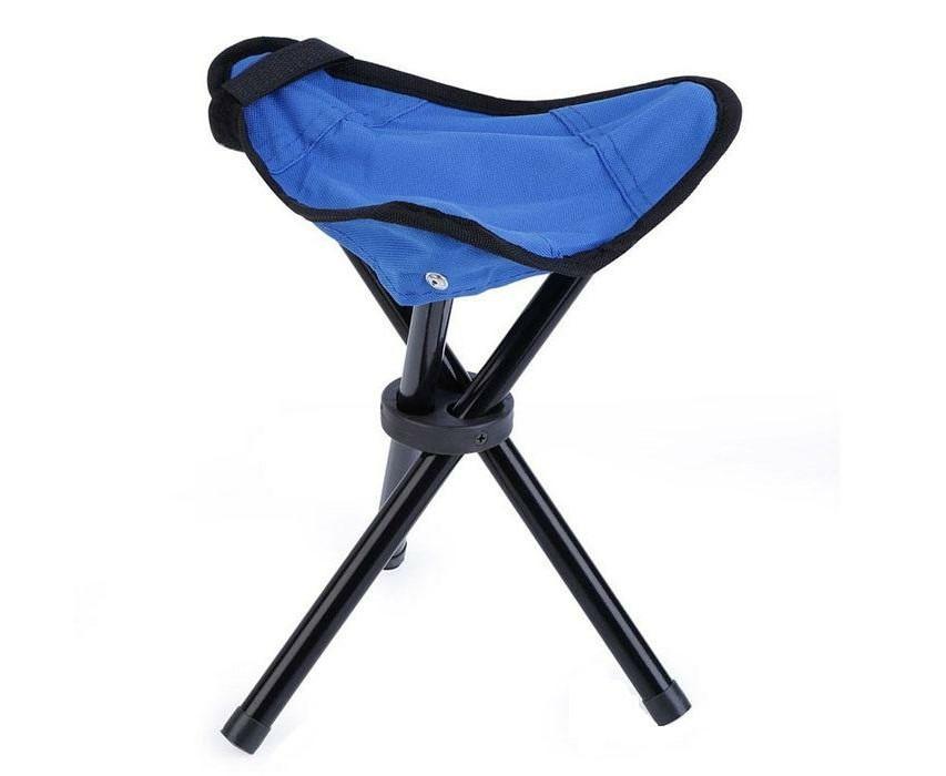صندلی تاشوی سه پایه مسافرتی