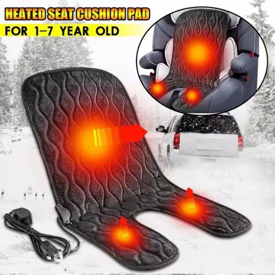 پد گرمایشی صندلی خودرو کودک