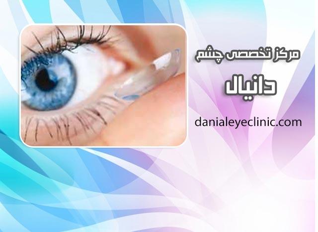 لنزهای درون چشمی(intraocular lenses)