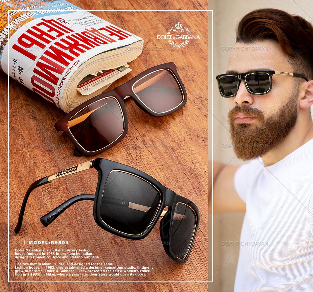 عینک آفتابی D&G