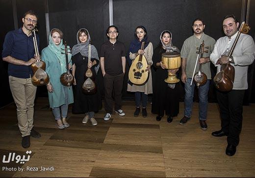 گالری ویدئو و عکسهای گروه موسیقی مهرساز