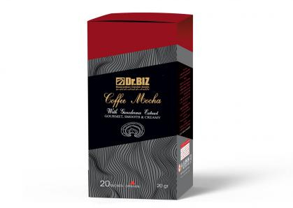 قهوه گانودرما موکا