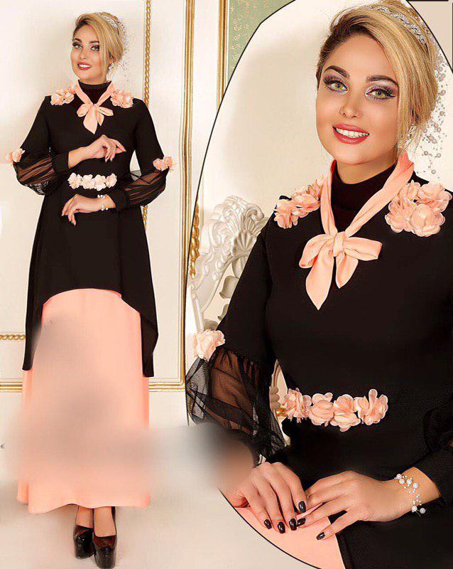 لباس مجلسی مدل شهرزاد