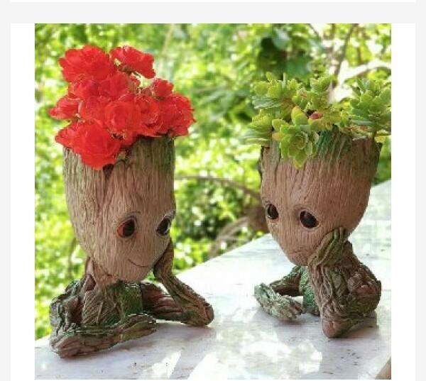 گلدان درختی