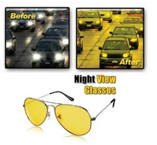 عینک رانندگی در شب