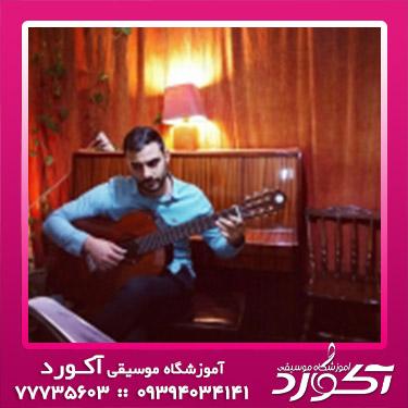 استاد محمد راسخی پور