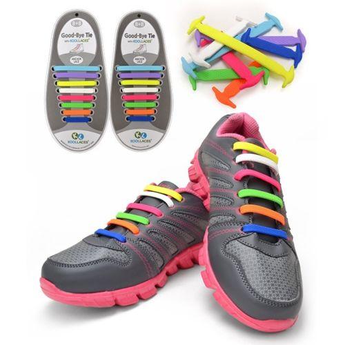 بند کفش سیلیکونی 2 بسته ای