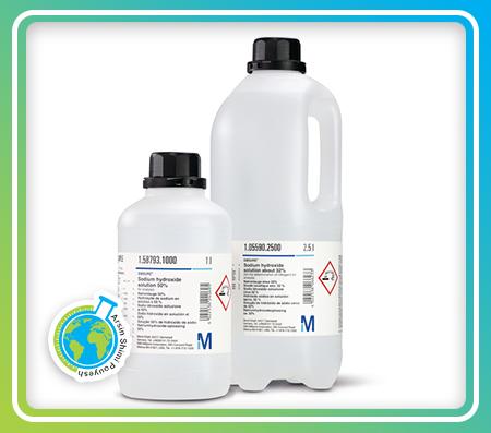 محلول آمونیاک مرک کد 105426