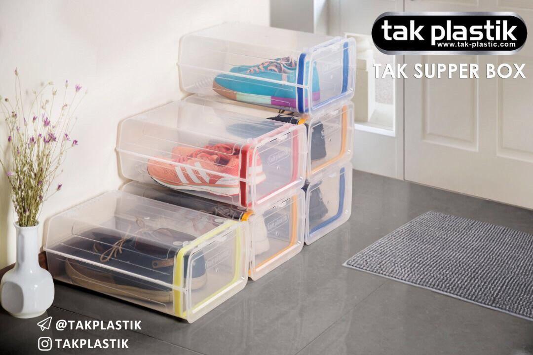باکس نگهداری کفش و وسایل تک پلاست