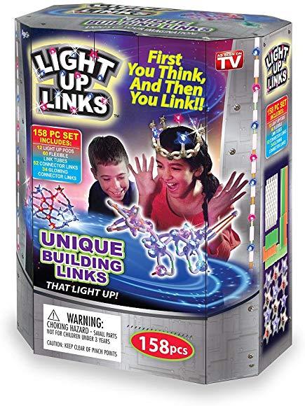 بازی اتصالات نورانی چراغدار