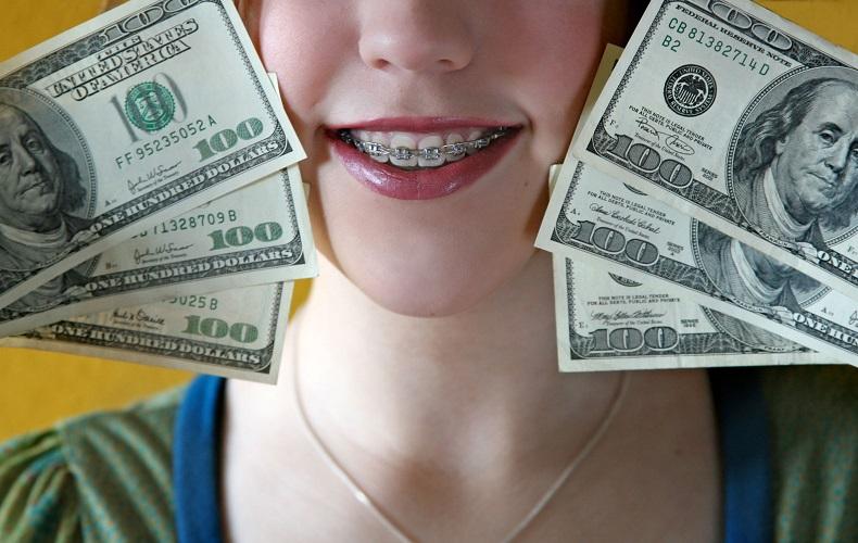 برآورد هزینه ارتودنسی