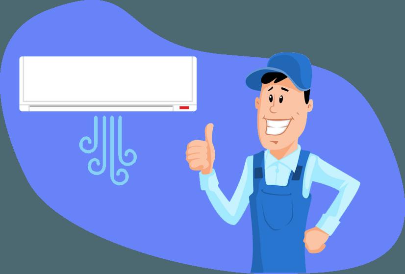 خدمات ویژه سرویس و تعمیر کولر گازی