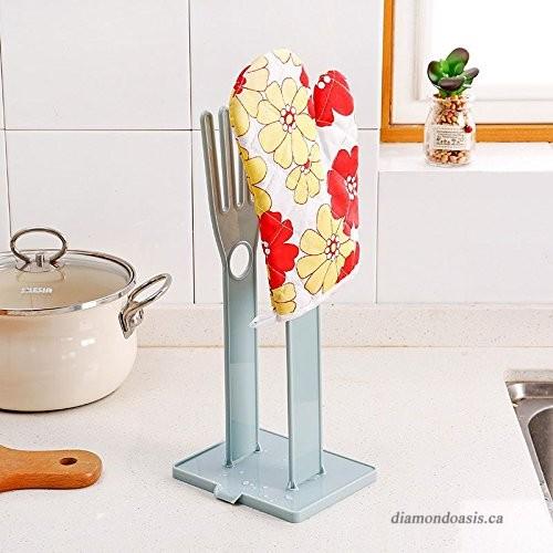 جادستکش و دستمال آشپزخانه