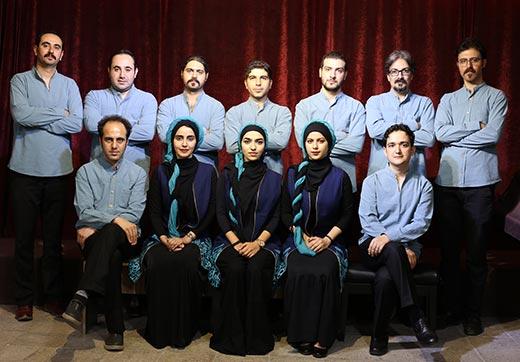 اجرای تالار ایوان شمس گروه مهرساز