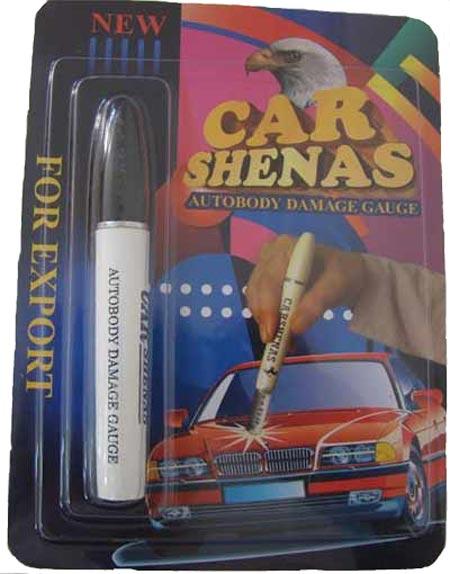 قلم تست رنگ اتومبیل