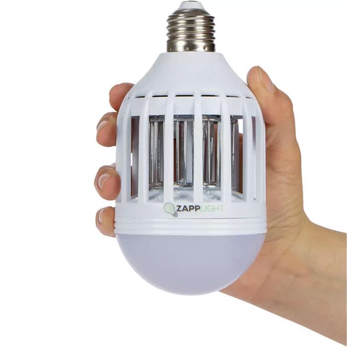 زاپ لامپ های کشنده ی حشرات