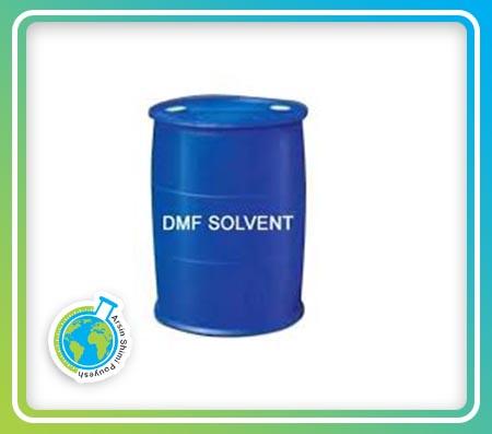 دی متیل فرمامید یا DMF