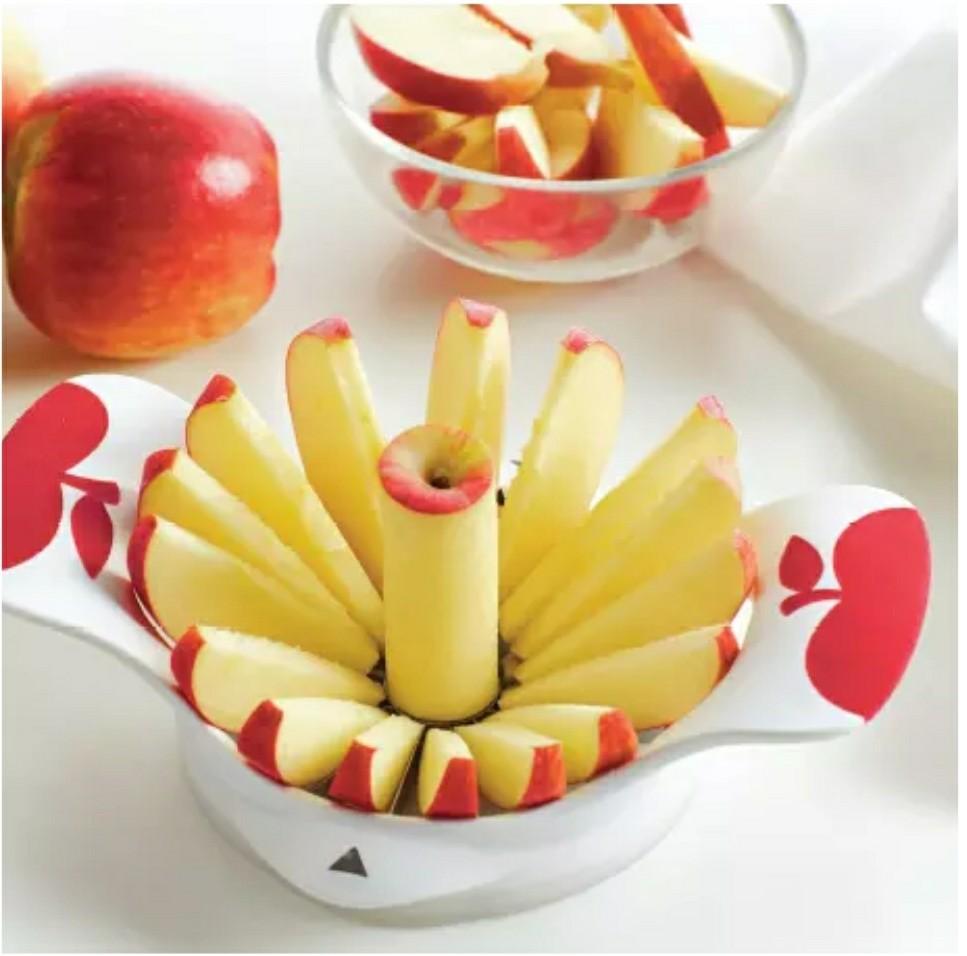 اسلایسر سیب و صیفی جات 16 تیغه ای