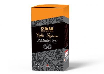 قهوه گانودرما سوپریم