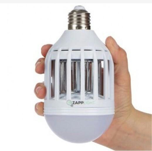 لامپ وحشره کش