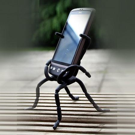 استند نگهدارنده موبایل عنکبوتی