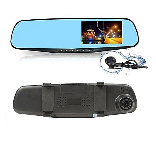 آینه ی دوربین دار خودرو بلک باکس