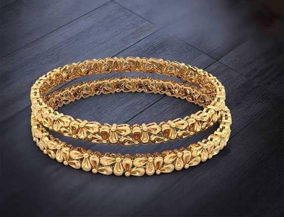 انواع دستبند طلا مردانه