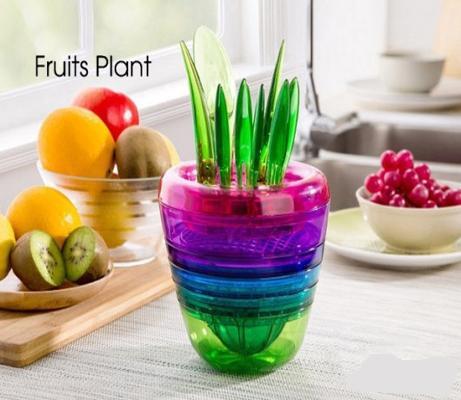گلدان جادویی fruit plant