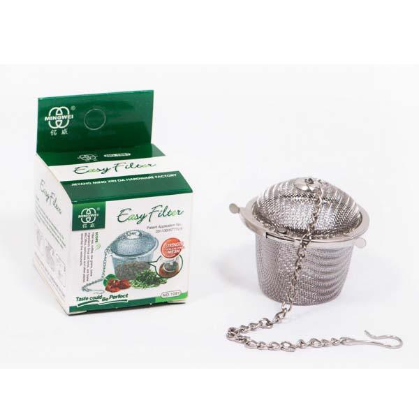 صافی و توری چای زنجیردار Easy Filter