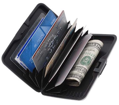 کیف پول و مدارک آلوما والت 2 عددی