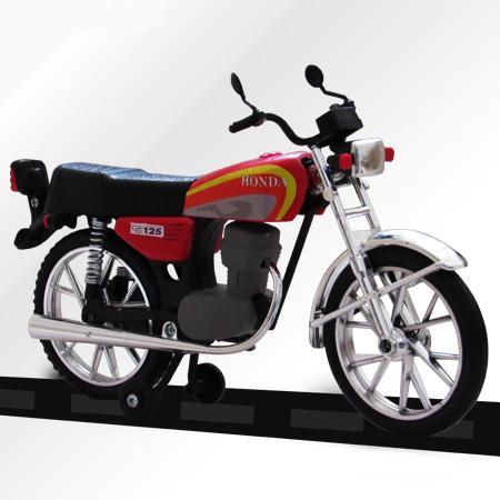 ماکت موتور هوندا CG125