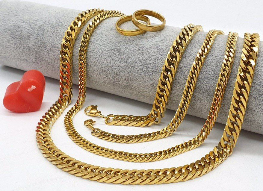 فرق طلای رز گلد با طلای زرد و سفید