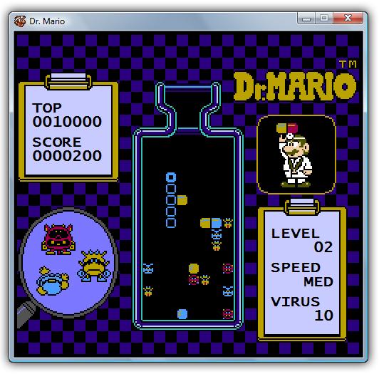 دانلود پروژه بازی Mario دکتر ماریو به زبان VB 6.0