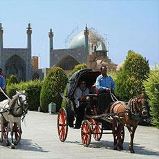 چشم اندازه های زیبای اصفهان