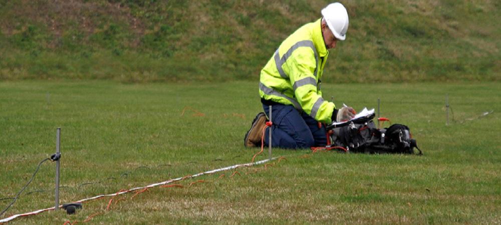 اندازه گیری چاه ارت