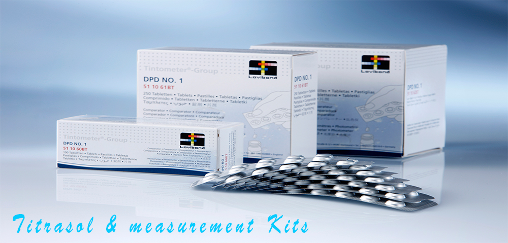 Titrasol & measurement kits